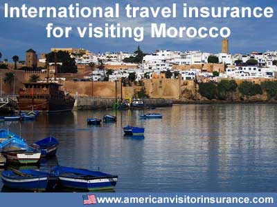 Travel insurance Morocco