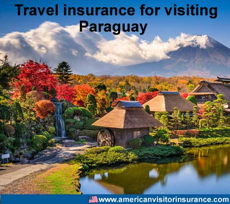 travel insurance for visiting Paraguay
