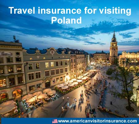travel insurance for visiting Poland