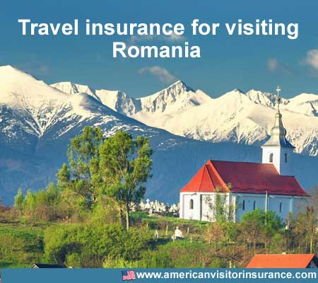 travel insurance for visiting Romania