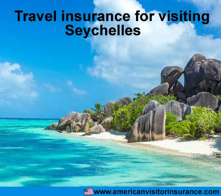 travel insurance for visiting seychelles