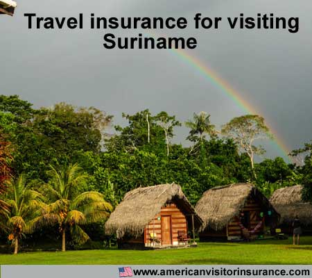 travel insurance for visiting suriname