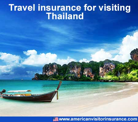 travel insurance for visiting Thailand