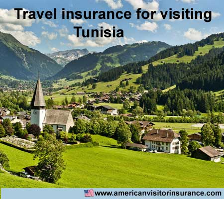 travel insurance for visiting tunisia