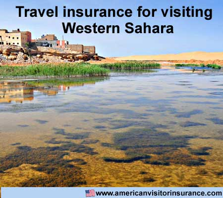 travel insurance Western Sahara
