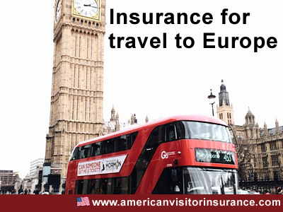 Insurance for traveling to europe