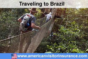 Buy visitor insurance for Amazon Basin