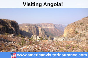 Buy travel insurance for Angola