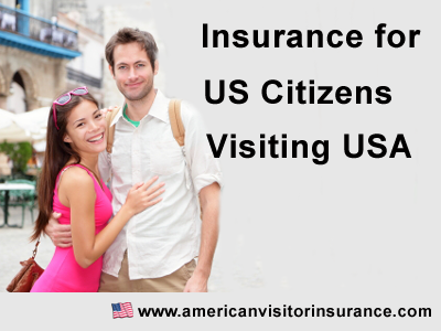 US citizens visiting USA Travel Insurance