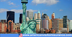Travel insurance for US