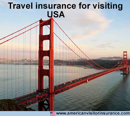 travel insurance for visiting USA