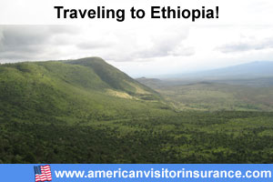 Buy visitor insurance for Ethiopia