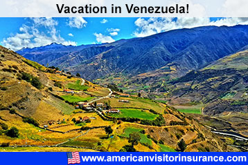 Travel insurance for Venezuela