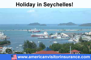 Travel insurance Seychelles
