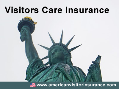 Visitors Care insurance