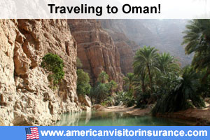 Buy visitor insurance for Oman