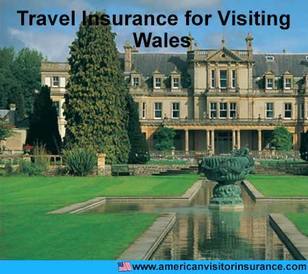 travel insurance for visiting Wales