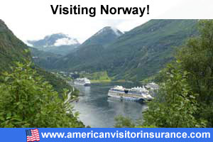 Buy travel insurance for Norway