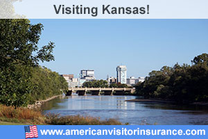 Buy travel insurance for Kansas