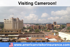 Buy travel insurance for Cameroon