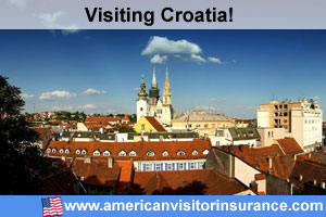 buy travel insurance for Croatia